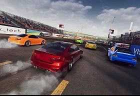 Спешите регистрироваться на первый этап виртуальных гонок CarX Racing!